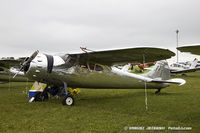 N4026A @ KOSH - Cessna 195A Businessliner  C/N 7830, N4026A