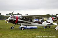 N4332V @ KOSH - Cessna 195 Businessliner   C/N 7238, N4332V