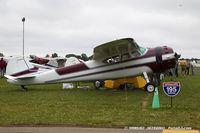 N4358V @ KOSH - Cessna 195 Businessliner   C/N 7274, N4358V
