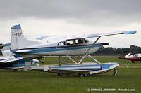 C-FZIF @ KOSH - Cessna A185E Skywagon 185  C/N 18501852, C-FZIF