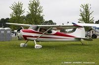 N4628C @ KOSH - Cessna 170B  C/N 25572, N4628C