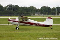 N89265 @ KOSH - Cessna 140  C/N 8289, N89265