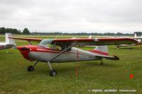 N3156A @ KOSH - Cessna 170B  C/N 25800, N3156A