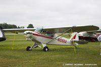 N1066A @ KOSH - Piper PA-18 Super Cub C/N 18-646, N1066A - by Dariusz Jezewski www.FotoDj.com