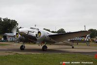 N2072 @ KOSH - Lockheed 12A Electra Junior  C/N 1208, NC2072 - by Dariusz Jezewski www.FotoDj.com