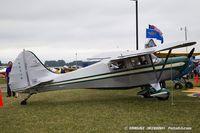 N23JW @ KOSH - Taylorcraft 15A  C/N 5-14008, N23JW