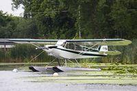 C-FIXA @ KOSH - Piper PA-18-150 Super Cub  C/N 18-7809068, C-FIXA - by Dariusz Jezewski www.FotoDj.com