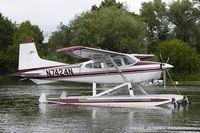 N7424N @ KOSH - Cessna A185F Skywagon 185  C/N 18504325, N7424N