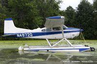 N4972Q @ KOSH - Cessna A185F Skywagon 185  C/N 18503591, N4972Q