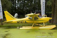 N767JL @ KOSH - Glasair GS-2 Sportsman  C/N 7205, N767JL