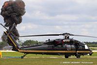 N72760 @ KOSH - Sikorsky UH-60 Black Hawk  C/N 08-27170, N72760