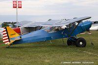 N1698K @ KOSH - Piper PA-18 Super Cub (replica)  C/N 1, N1698K