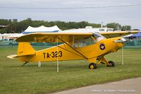 N323T @ KOSH - Piper PA-18-105 Special  C/N 18-2437, N323T
