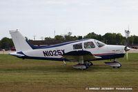N1025X @ KOSH - Piper PA-28-140 Cherokee Cruiser  C/N 28-7525261, N1025X - by Dariusz Jezewski www.FotoDj.com