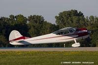 N195HA @ KOSH - Cessna 195 Businessliner  C/N 7438, N195HA