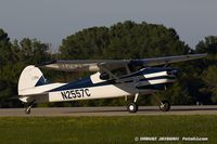 N2557C @ KOSH - Cessna 170B  C/N 26201, N2557C