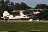 N4331N @ KOSH - Cessna 195 Businessliner  C/N 7078, N4331N