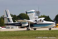C-GETD @ KOSH - Lake LA-4-200 Buccaneer  C/N 701, C-GETD - by Dariusz Jezewski www.FotoDj.com