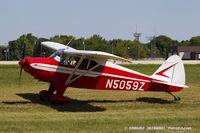 N5059Z @ KOSH - Piper PA-22-150 Tri-Pacer  C/N 22-8684, N5059Z