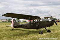 N626JL @ KOSH - Cessna L-19 Bird Dog  C/N 24577, N626JL