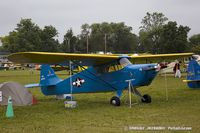 N28329 @ KOSH - Interstate S-1A  C/N 17, NC28329
