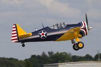N840 @ KOSH - North American P-64  C/N 68-3061, N840