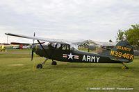 N3946K @ KOSH - Cessna L-19E Bird Dog  C/N 24716, N3946K