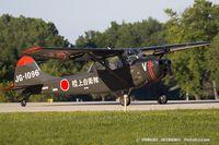 N305AB @ KOSH - Cessna 305A L-19A Bird Dog  C/N 21290, N305AB