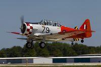 N101NZ @ KOSH - North American AT-6D Texan  C/N 41-34050, N101NZ - by Dariusz Jezewski www.FotoDj.com