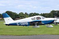 G-GBRB @ EGBO - Visitor@EGBO. Ex:-N8381W. - by Paul Massey