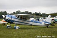N195LW @ KOSH - Cessna 195B Bussinesliner  C/N 16126, N195LW