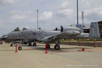 80-0149 @ KOSH - A-10C Thunderbolt II 80-0149 FT from 75th Tiger Sharks 23rd FW Pope AFB, NC - by Dariusz Jezewski www.FotoDj.com