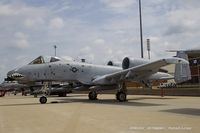 80-0172 @ KOSH - A-10A Thunderbolt 80-0172 FT from 74th FS Flying Tigers 23rd FW Pope AFB, NC - by Dariusz Jezewski www.FotoDj.com