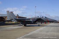 89-0482 @ KOSH - F-15E Strike Eagle 89-0482 SJ from 333rd FS Lancers 4th FW Seymour Johnson AFB, NC - by Dariusz Jezewski www.FotoDj.com
