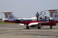 114051 @ KOSH - CAF CT-114 Tutor 114051 C/N 1051 from Snowbirds Demo Team 15 Wing CFB Moose Jaw, SK - by Dariusz Jezewski www.FotoDj.com