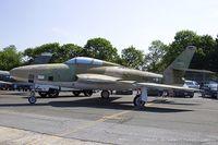 53-7595 @ KOSH - Republic RF-84F Thunderflash 53-7595 - by Dariusz Jezewski www.FotoDj.com