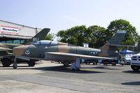 51-9480 @ KOSH - Republic F-84F Thunderstreak 51-9480 - by Dariusz Jezewski www.FotoDj.com