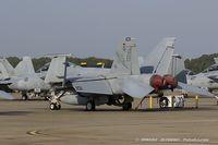 166634 @ KOSH - F/A-18F Super Hornet 166634 AD-101 from VFA-106 Gladiators  NAS Oceana, VA - by Dariusz Jezewski www.FotoDj.com