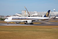 9V-SMB @ ESSA - Singapore Airlines - by Jan Buisman