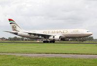 A6-EYO @ EHAM - Etihad A330 - by Andreas Ranner