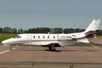 CS-DQA @ EGSH - NetJets Visitor. - by keithnewsome