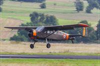 D-FMCA @ EDDR - Max Holste MH-1521 Broussard - by Jerzy Maciaszek