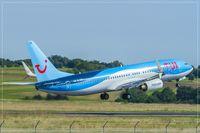 D-ABKI @ EDDR - Boeing 737-86J - by Jerzy Maciaszek