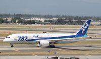 JA822A @ KSJC - Boeing 787-8