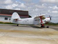 D-FNVA @ HKML - Seen at Malindi airport in Kenya - by Mark Summer