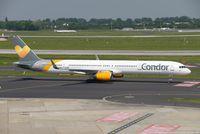 D-ABOK @ EDDL - Boeing 757-330 - DE CFG Condor - 29020 - D-ABOK - 23.05.2017 - DUS - by Ralf Winter