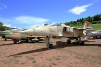 A21 - Sepecat Jaguar A, Preserved at Savigny-Les Beaune Museum - by Yves-Q