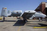 78-0640 @ KOSH - A-10C Thunderbolt II 78-0640 MD from 104th FS 175th WG Martin State Airport, MD - by Dariusz Jezewski www.FotoDj.com