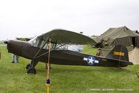 N47207 @ KOQU - Taylorcraft DCO-65  C/N L-5814, N47207