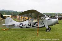 N7125 @ KOQU - Learjet 35  C/N 35-035, N7125